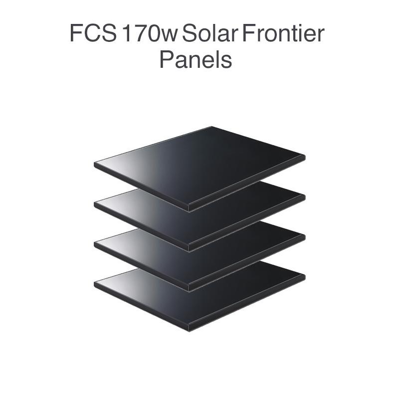 Solar Frontier Panelsfull Circle Solar